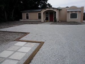 The Shell Driveway
