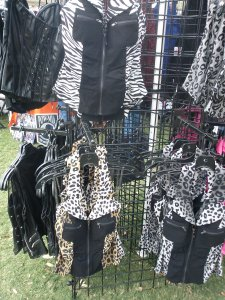 Animal Print Bustiers