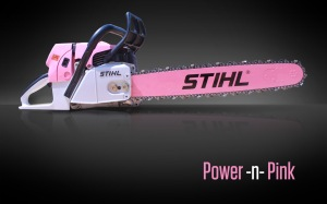 The Proverbial Pink Powertool